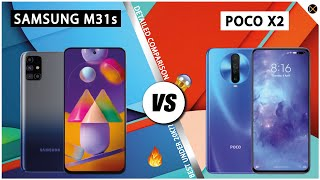 Samsung M31s vs Poco X2 ⚡ | My Honest Opinion | Best Gaming Phone under 20,000?