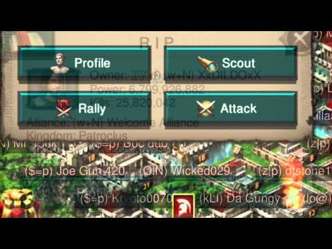 Game Of War Ep 20 How I Became A God Like Player From Being Bully In My Kingdom By The Rules