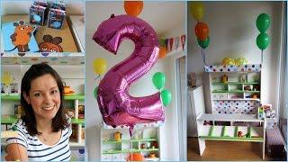 Kindergeburtstag: Maus Motto und Geschenke Haul  gabelschereblog