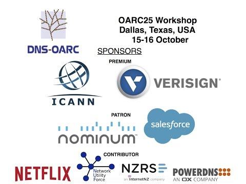 DNS OARC 25