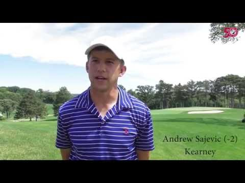 2016 Nebraska Amateur - Andrew Sajevic Second Round Interview