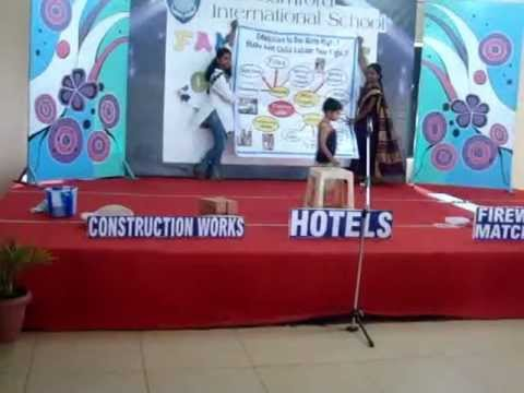 Haricharan won 1st prize in  Fancy dress competition