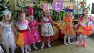 видео Новогодние стихи для детского сада