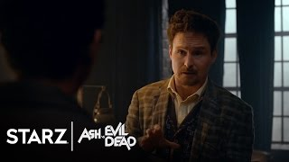 Ash vs Evil Dead | Ep. 103 Clip: Gateway to Hell | STARZ