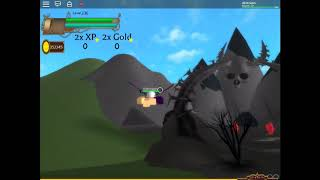 Roblox - (Alpha) Deadly Sins Online[New Magics!!!] Zone secrète ??