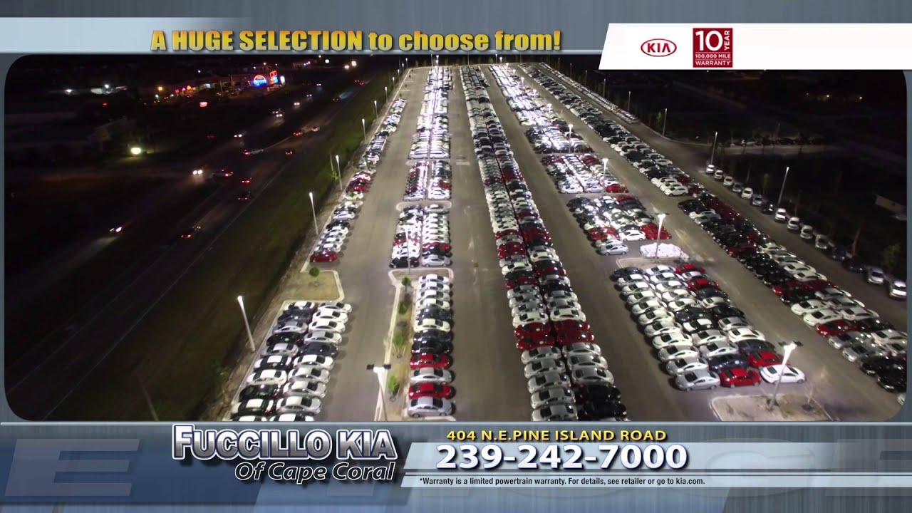 Lovely Fuccillo Kia   Huge Selection   March 2016   YouTube