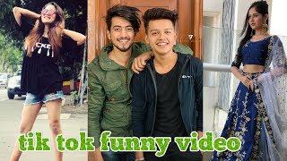 "tik tok funny video ""tik tok funny comedy video"" | comedy video | team07 funny video"