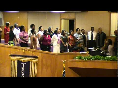 GSPMBC Youth & Young Adult Choir - Total Praise - YouTube