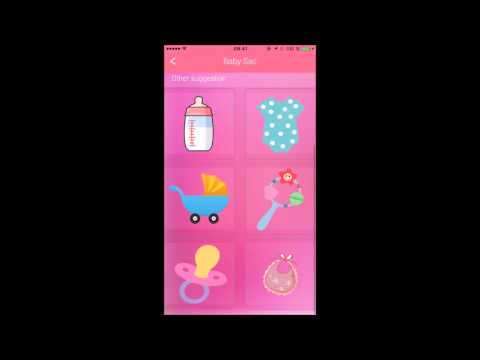 iOS app: Baby Care , a context-aware tool to take care of your baby
