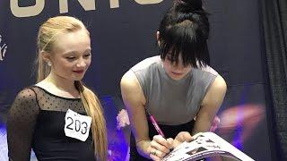 Dance Competition W/ Princess Ella learning Lyrical,Jazz,Tap,improv, ballet & more vlog 19