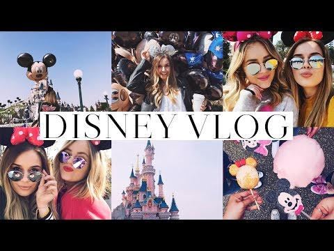 DISNEYLAND PARIS VLOG! | Hello October