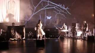 Bianca Casady & the C.i.A. at Performing Arts Centre Kampnagel, Hamburg, Germany