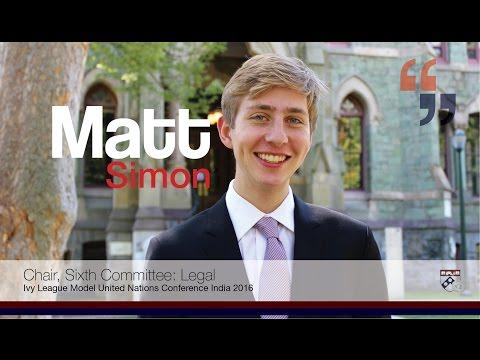 Webinar with Matt Simon - What Makes a Great Delegate