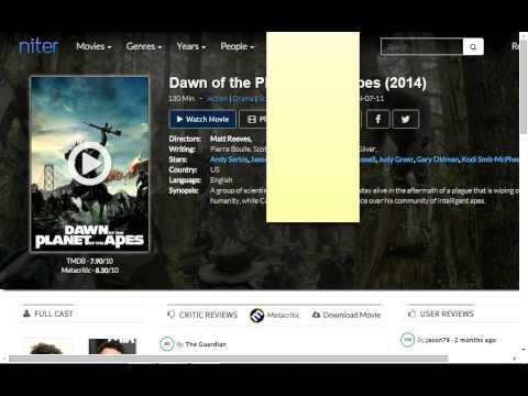 Best Website to watch free movies online HD
