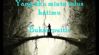 Menghitung hari - Kris Dayanti (lirik)