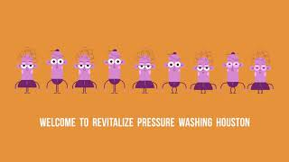 Revitalize Power Washing in Houston, TX | 281-888-4043