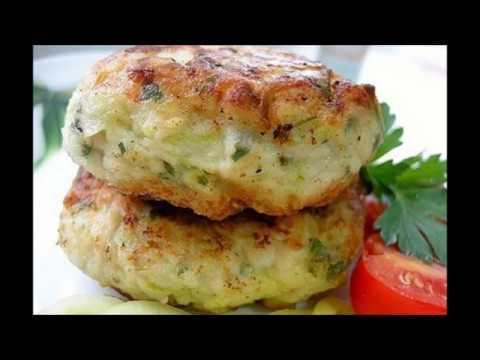 Zucchini cutlets recipe. Zucchini fritters | Kabaçki kotleti | Kabak köftesi