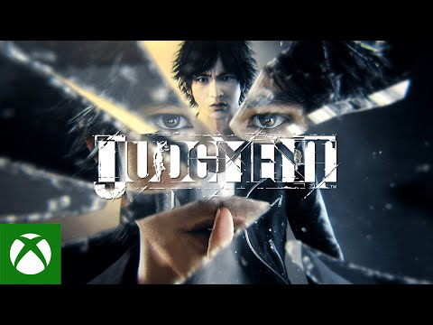 Judgment - Xbox Series X S Announce Trailer