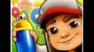 Subway Surfers v1.63.0 free for android  - subway surfers