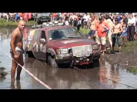 Соревнования Леди Джип 4х4 offroad 4x4 mud
