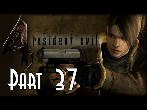 Let's Blindly Play Resident Evil 4 - 37 of 37 - Final Chapter - Island Steel Tower