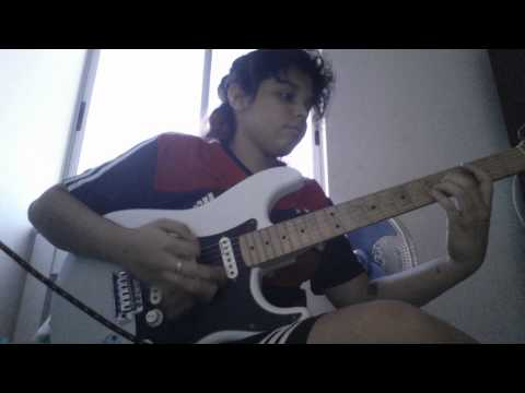 Roxy Music - Grey Lagoons (Guitar Cover)