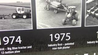 Kinze at the 2015 National Farm Machinery Show