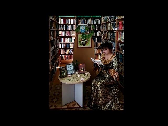 Изображение предпросмотра прочтения – ЕленаСамохина читает произведение «Стихотворение в прозе Молитва» И.С.Тургенева