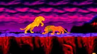 The Lion King (Snes) - Secret Code + Final Battle