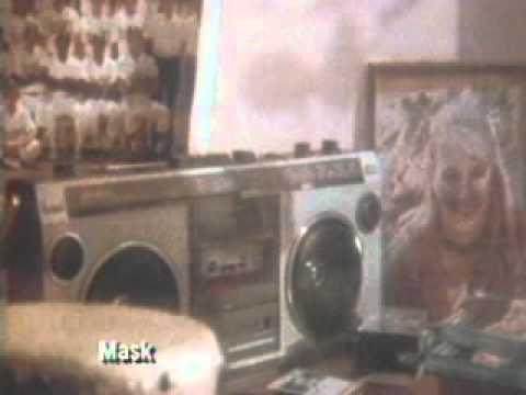 Mask (1985) Offical Trailer