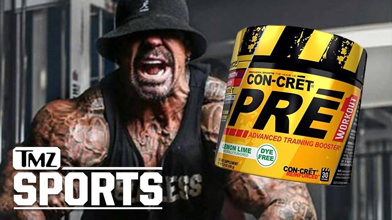 Bodybuilder Rich Piana Snorted Workout Powder, Death Investigation Reveals  I TMZ Sports