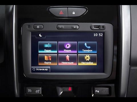 Renault Duster Media Nav