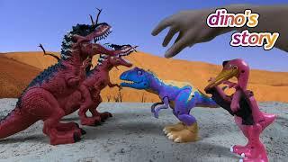 Dino's Adventures Story - Dinosaurs for Kids - Dinosaur Cartoon Shows | Dino's Story Ep 17
