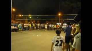 Tu Ecuavoley - Digner vs. Miquely - Alborada- Guayaquil - Ecuador