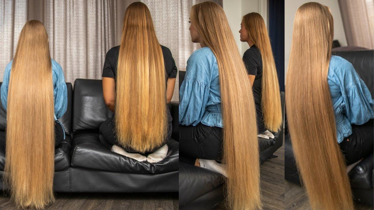 RealRapunzels | Sofa Rapunzels Photoshoot (preview)