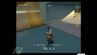 Tony Hawk's Pro Skater 3 GameCube Gameplay_2001_11_14