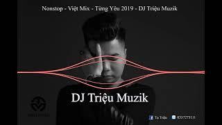 Nonstop - Việt Mix - Từng Yêu 2019 - DJ TRIỆU MUZIK Mix