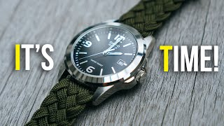 It's TIME We Make A Woven Paracord Watch Strap! | 6 Strand Flat Braid Tutorial