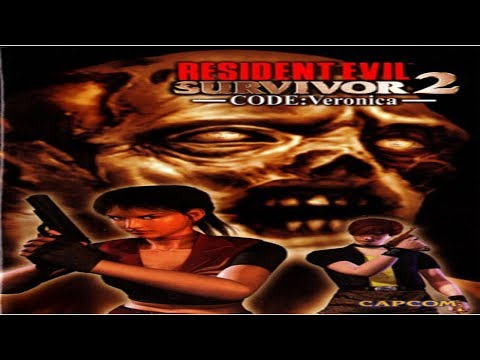 Resident Evil: Survivor Code Veronica 2 (2001) PS2 Review