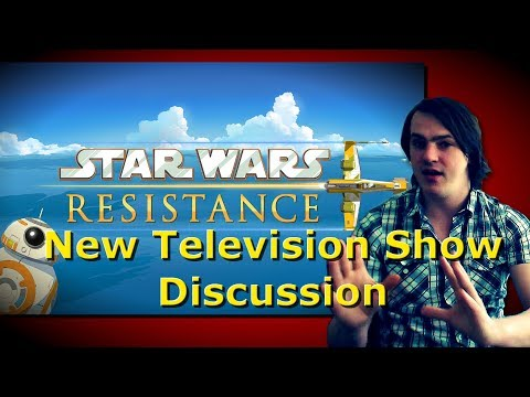 Star Wars Resistance TV Show Announced!