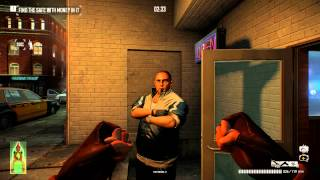 PAYDAY 2 - Bouncer doesn