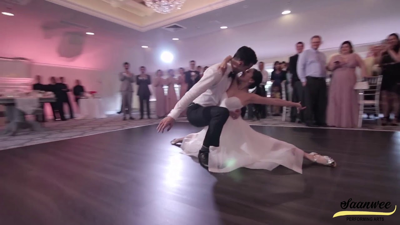 Wedding Dance choreographed by Priti Gupta-Udeshi