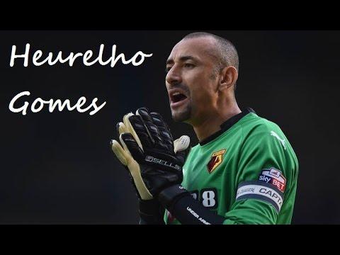 Heurelho Gomes ►Best Saves ● Watford F.C. ● ᴴᴰ