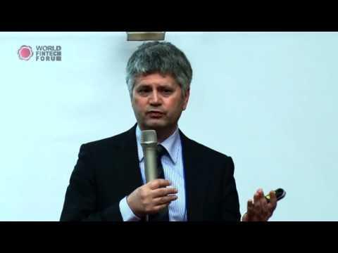 1st World Fintech Forum, Session of Payment - Thaer Sabri