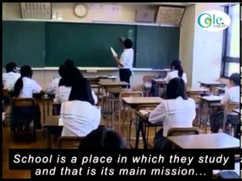 """""""JAPÓN: PUNTO Y APARTE."""" DOCUMENTAL SOBRE LA EDUCACIÓN EN JAPÓN"""