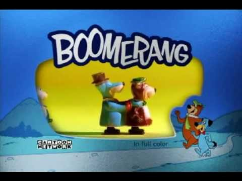 Boomerang | The Cartoon Network Wiki | FANDOM powered by …