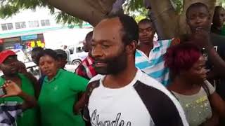 Download Video A Bemba speaking man arrives in Lusaka claiming to be God MP3 3GP MP4
