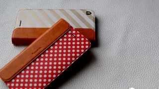 Кожаный чехол Baseus Collocation Series для iPhone 6 (Baseus Collocation Series Case)