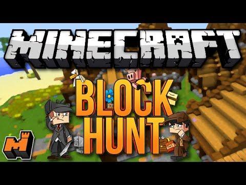 Minecraft: ULTIMATE SEEKER SURVIVAL! (Mineplex Block Hunt)