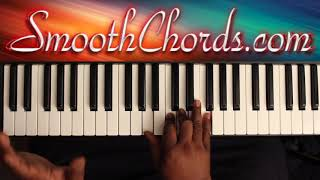 Thank You For It All (C) - Marvin Sapp - Piano Tutorial